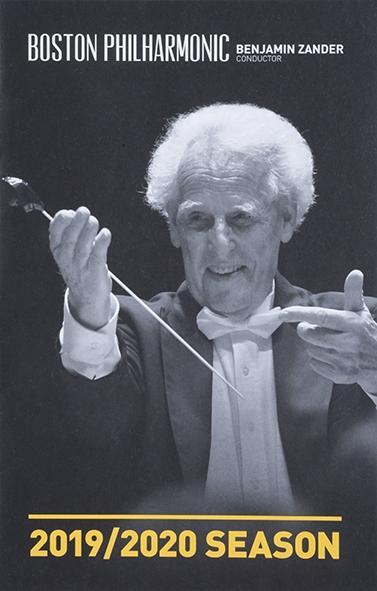 Benjamin Zander, Conductor